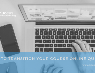 Setting up an Online Course Quickly